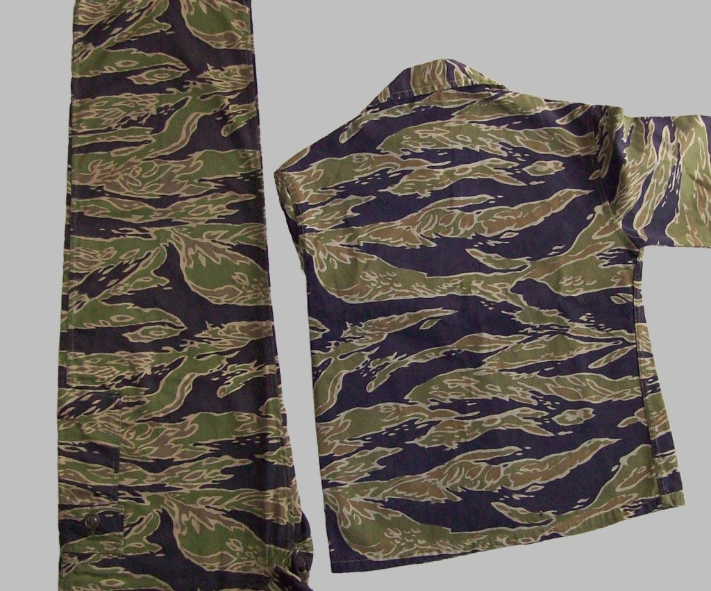 South Vietnam camouflage Lld310