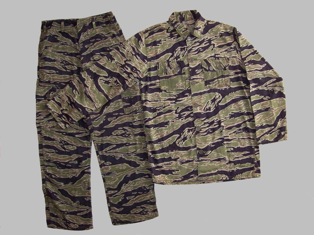 South Vietnam camouflage Lls0110