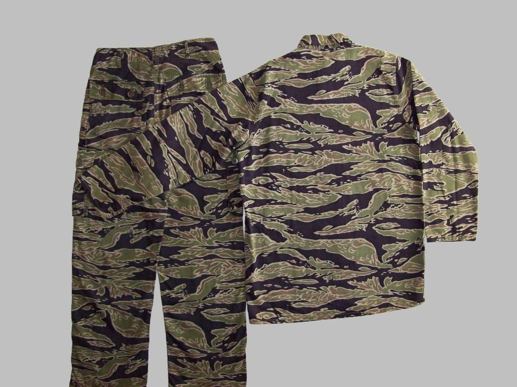 South Vietnam camouflage Lls0210
