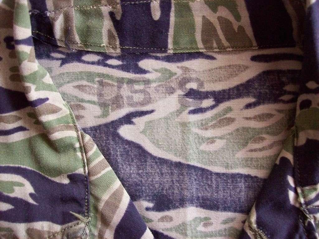 South Vietnam camouflage Lls0310
