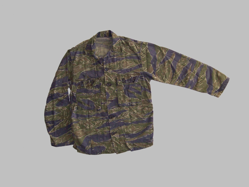 South Vietnam camouflage Tdd0110