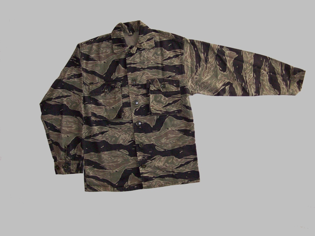 South Vietnam camouflage Tds0110