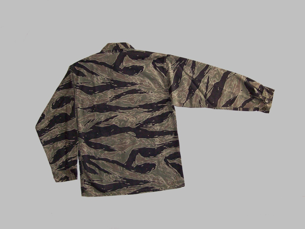 South Vietnam camouflage Tds0210