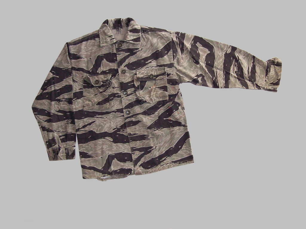 South Vietnam camouflage Tds0310