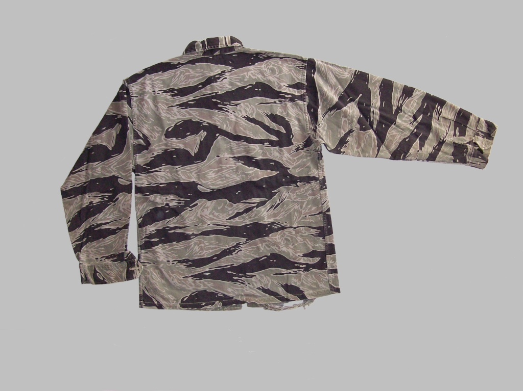 South Vietnam camouflage Tds0410