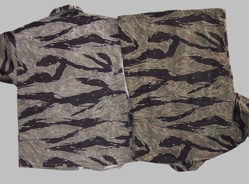 South Vietnam camouflage Tds0610
