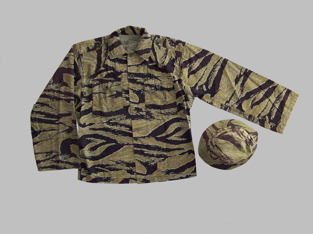 South Vietnam camouflage Vmd0110