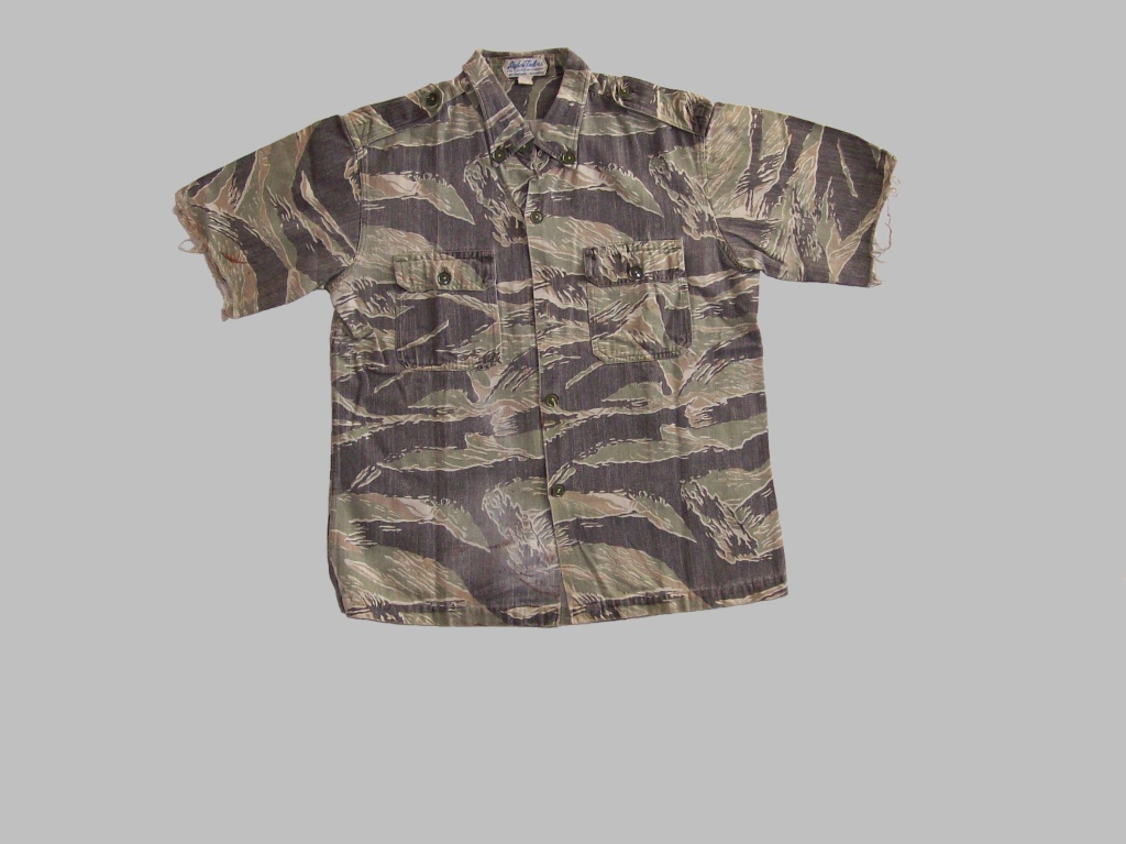 South Vietnam camouflage Vmti0110