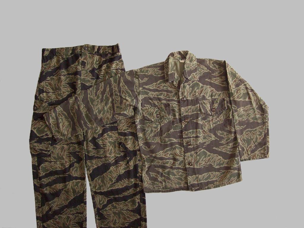 South Vietnam camouflage Zig0110