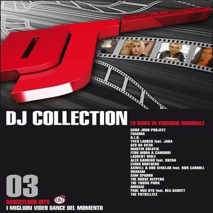 DJ Collection 03 dvd Prodot10