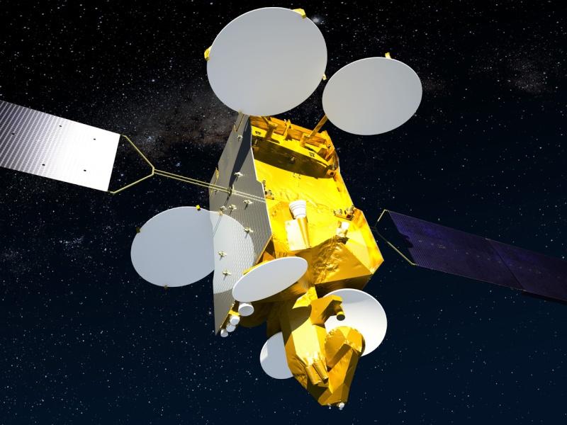 Lancement Proton-M / SES6. 03.06.13  Ses-610