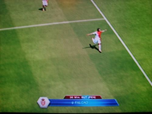 [Audi Cup / Quart de finale] AS Monaco Vs Inter Milan Falcao10