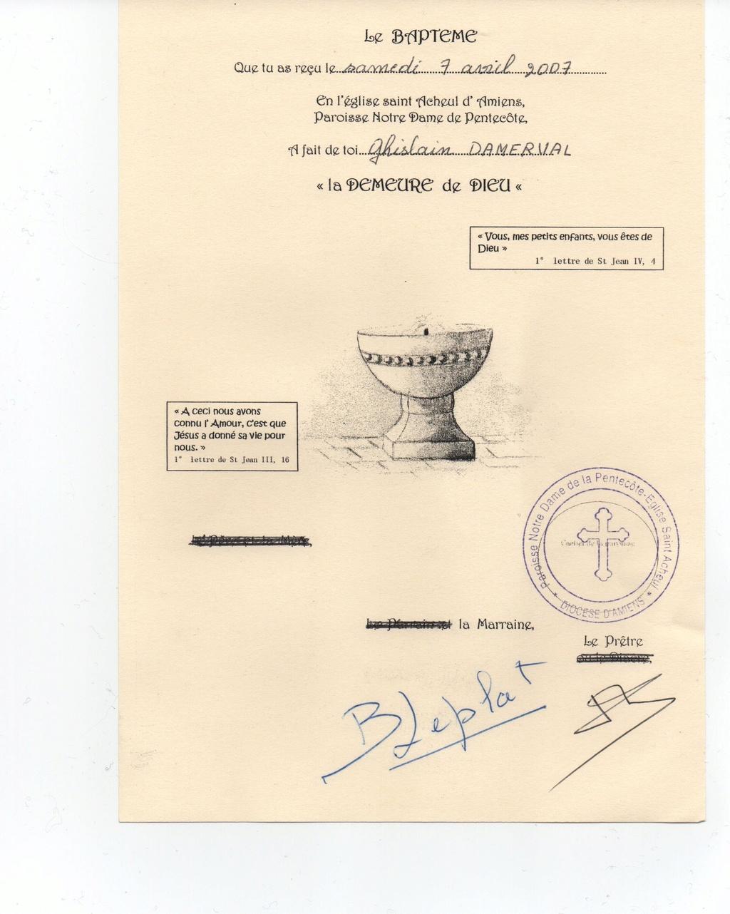 MA REFLEXION SUR LE CHRISTIANISME ET MON PARCOURS (Ghislain Damerval) 00110