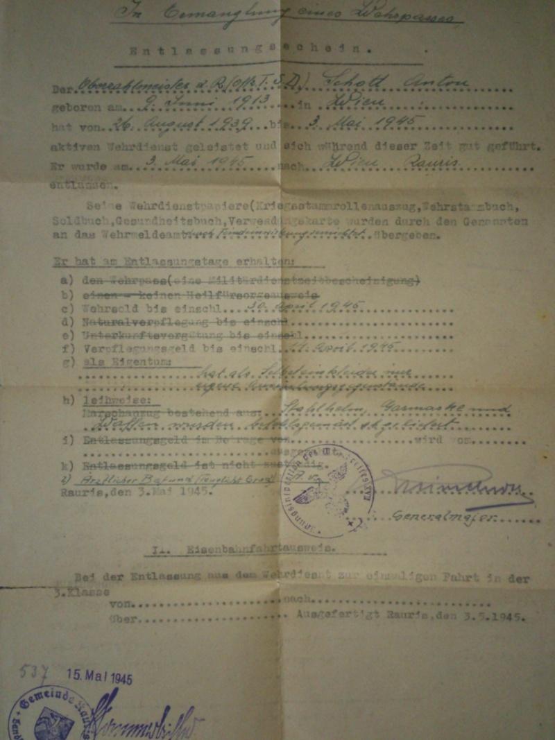 SoldbuchS et WehrpassS Luftwaffe ! Dsc_0100