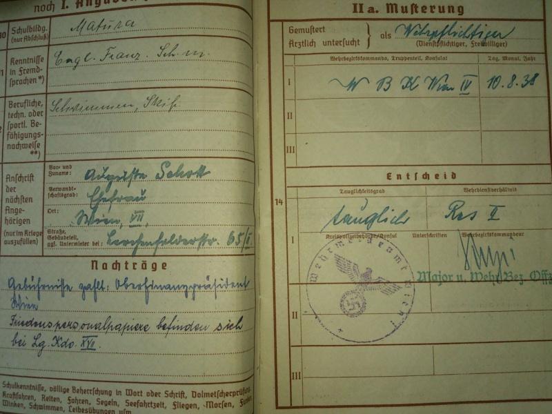 SoldbuchS et WehrpassS Luftwaffe ! Dsc_0105