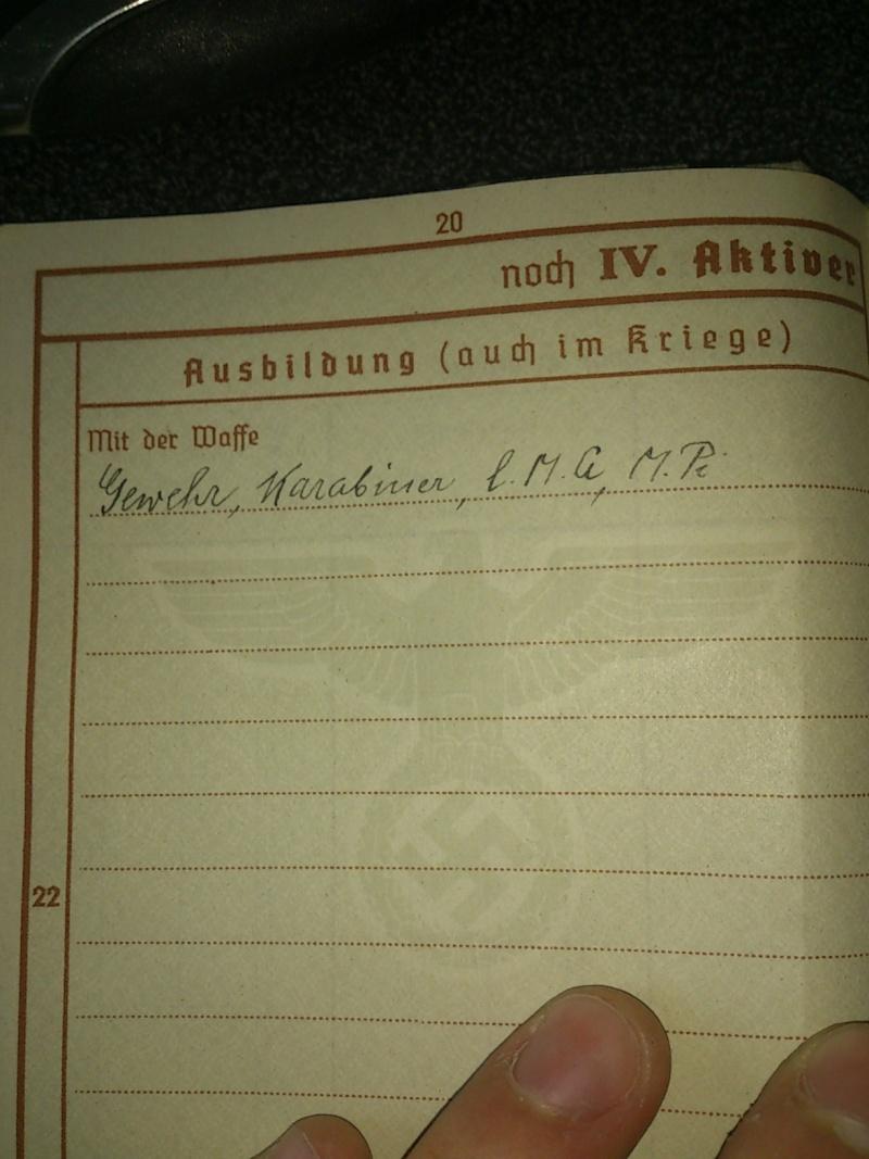 SoldbuchS et WehrpassS Luftwaffe ! Dsc_0108