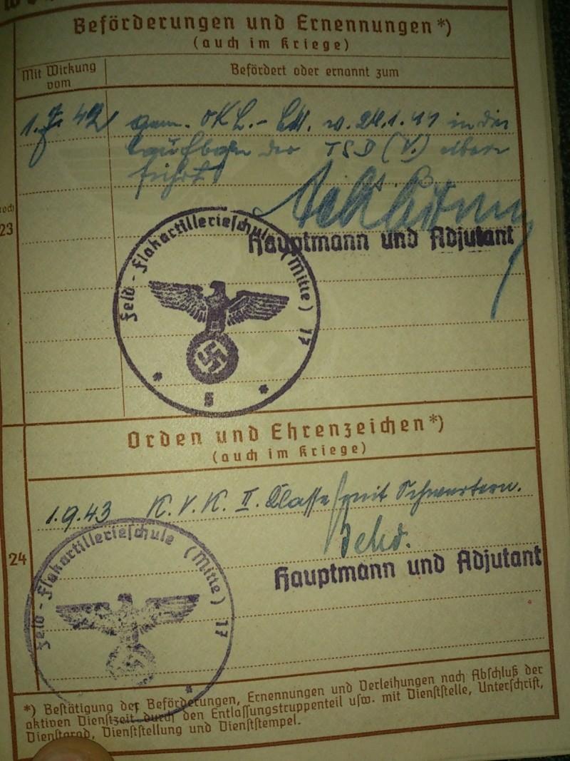 SoldbuchS et WehrpassS Luftwaffe ! Dsc_0165