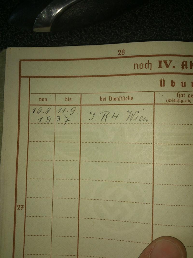 SoldbuchS et WehrpassS Luftwaffe ! Dsc_0168