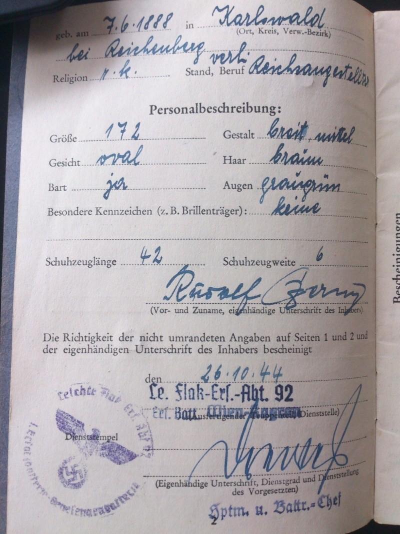 SoldbuchS et WehrpassS Luftwaffe ! Dsc_0256