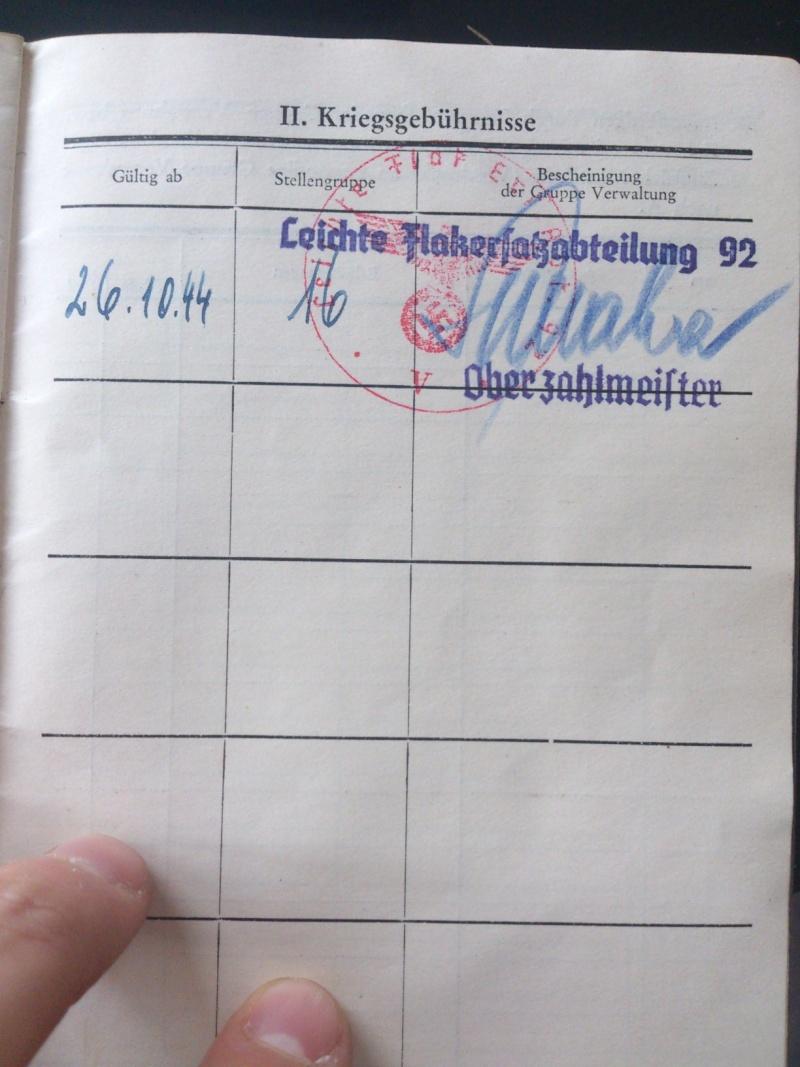 SoldbuchS et WehrpassS Luftwaffe ! Dsc_0260