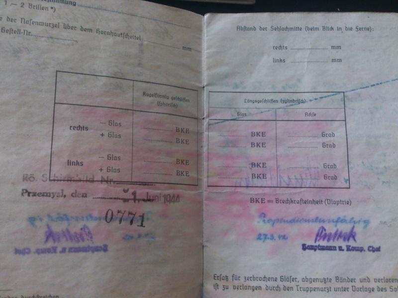 SoldbuchS et WehrpassS Luftwaffe ! Dsc_0267
