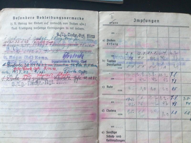 SoldbuchS et WehrpassS Luftwaffe ! Dsc_0271