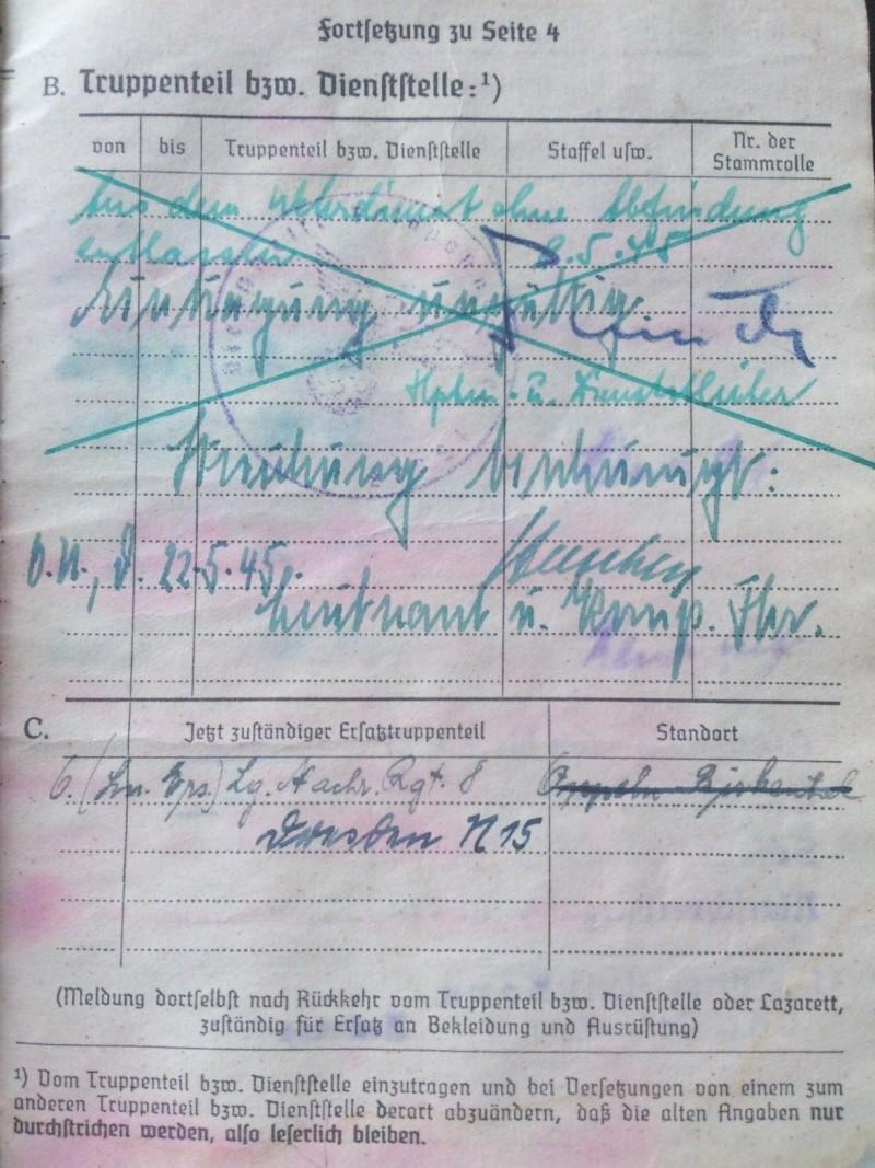 SoldbuchS et WehrpassS Luftwaffe ! Dsc_0272