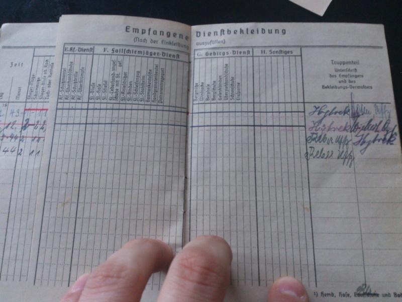 SoldbuchS et WehrpassS Luftwaffe ! Dsc_0282