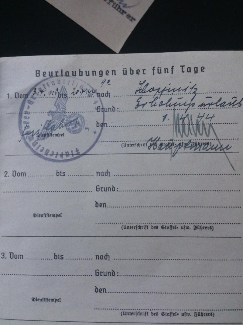 SoldbuchS et WehrpassS Luftwaffe ! Dsc_0288