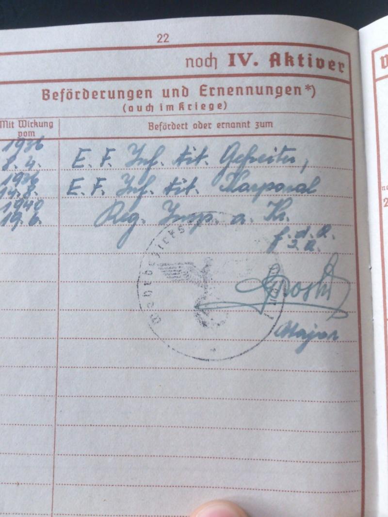 SoldbuchS et WehrpassS Luftwaffe ! Dsc_0295