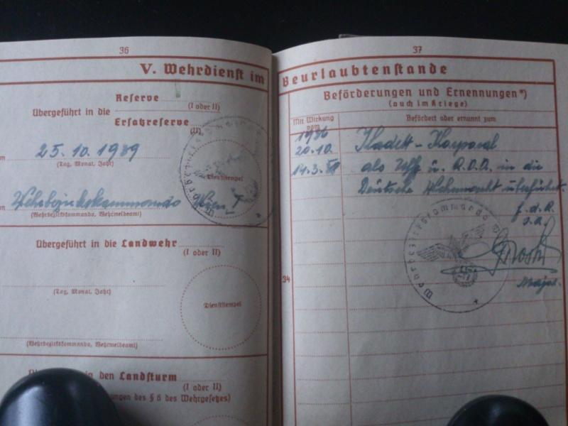 SoldbuchS et WehrpassS Luftwaffe ! Dsc_0297
