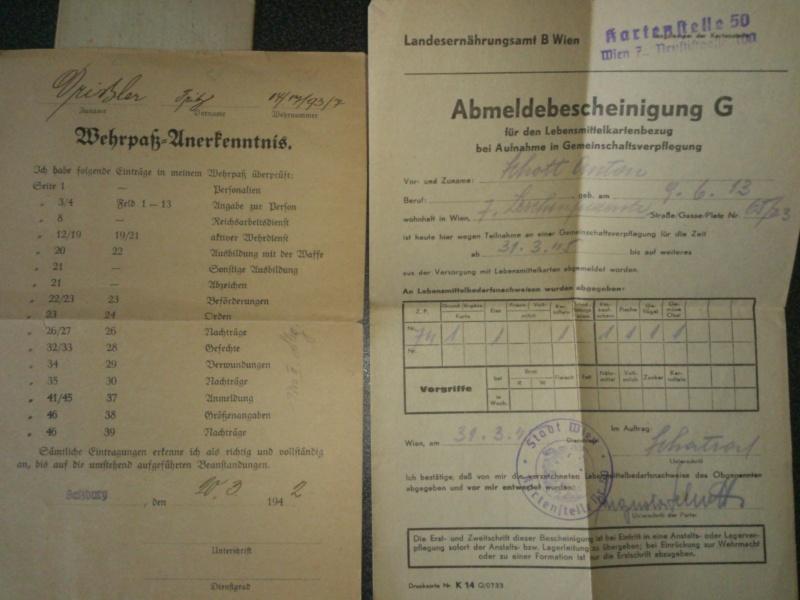 SoldbuchS et WehrpassS Luftwaffe ! Dsc_0299