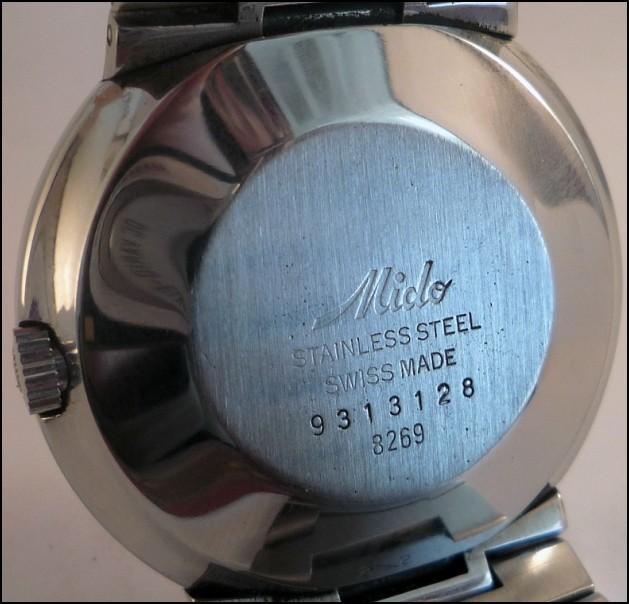 Mido - Mido Commander 311