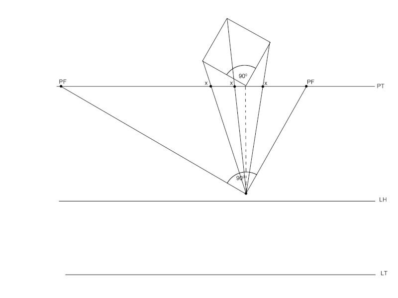 [Perspective] Perspective à 2 points de fuite Persp214