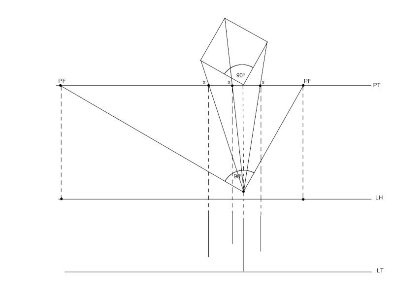 [Perspective] Perspective à 2 points de fuite Persp217