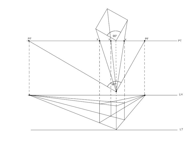 [Perspective] Perspective à 2 points de fuite Persp218