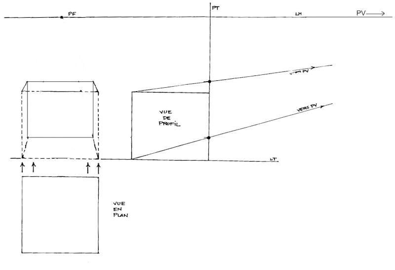 [Perspective] Perspective à 1 point de fuite Perspe14