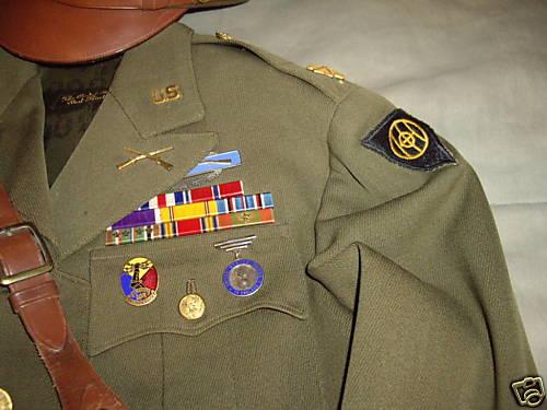 magnifiques pièces de collections de la 83rd Infantry Division Bbbe_110