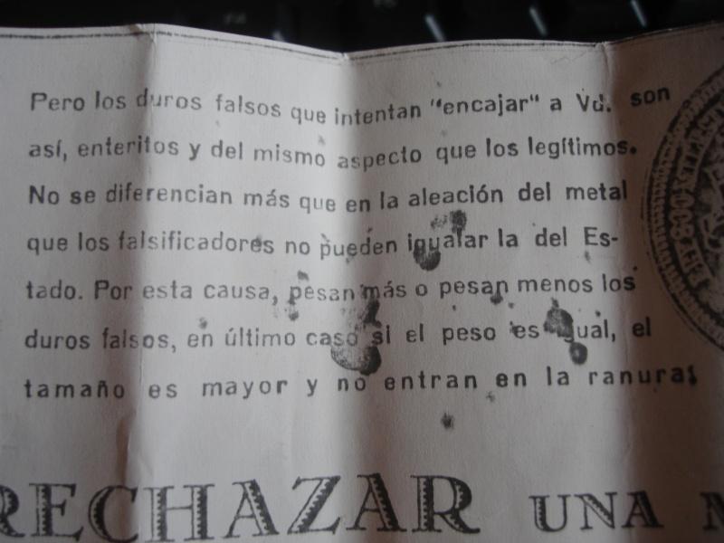 "Mi nueva balanza ""La infalible"" del siglo XIX Dsc06518"
