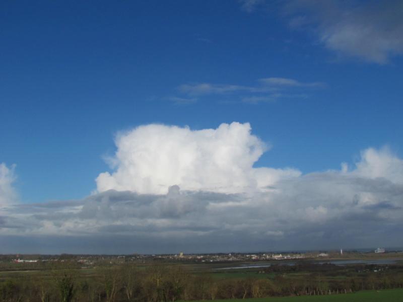 photos de nuages et arbres de Prairie Janvie12