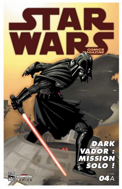 STAR WARS COMICS MAGAZINE #04 - JUILLET 2013 04a10