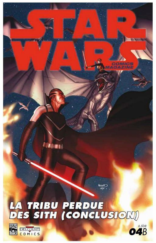 STAR WARS COMICS MAGAZINE #04 - JUILLET 2013 04b10