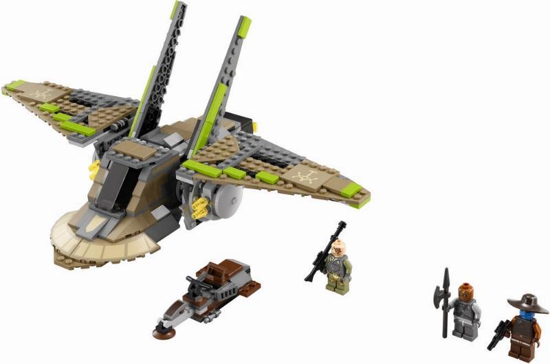 LEGO STAR WARS - 75024 - HH-87 Starhopper  75024-11