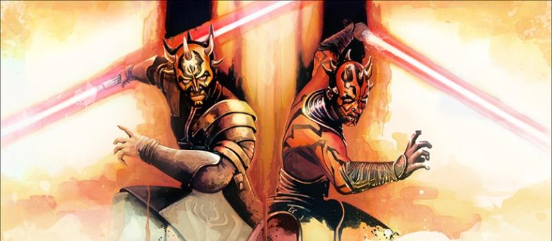 Artworks - ACME - Disney Star Wars Week End 2013 Brothe10