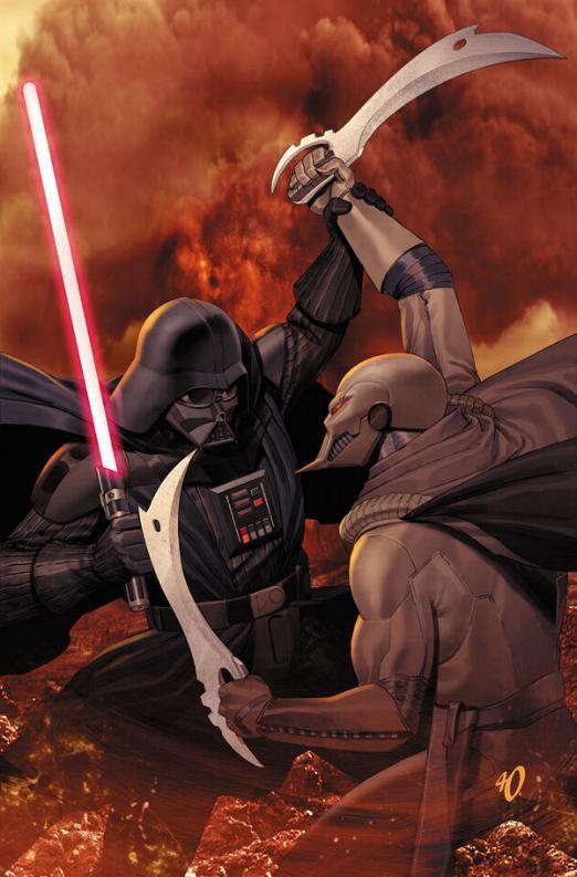Star Wars - Darth Vader (US) - Page 2 Ninth_10