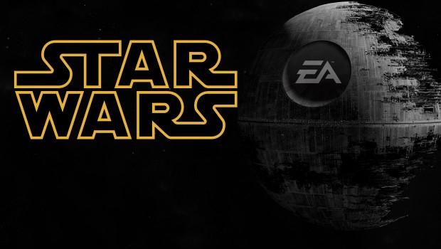 Electronic Arts sera l'avenir des jeux Star Wars. Starwa10