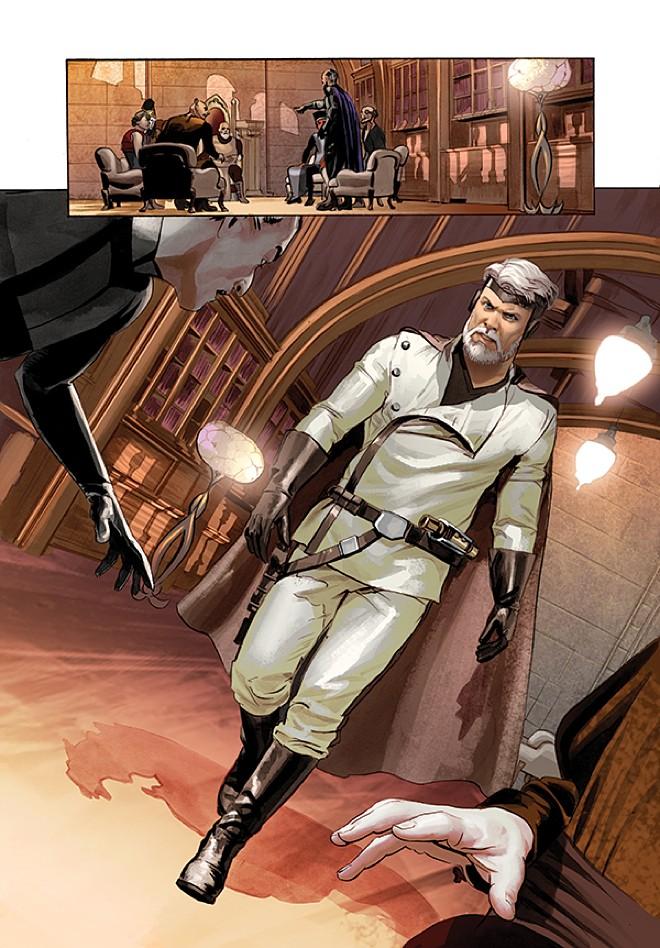 THE STAR WARS - Comics Dark Horse Starwa12
