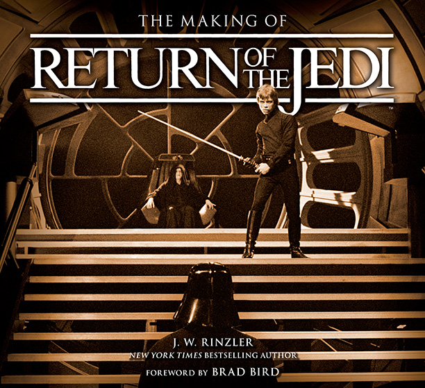The Making of Return of the Jedi - Le Retour du Jedi The-ma10