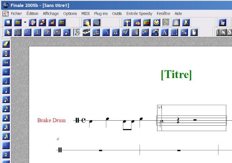 Utilisation du logiciel Finale - Page 6 Tambou10