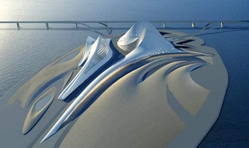 Déco Design Zaha-h10